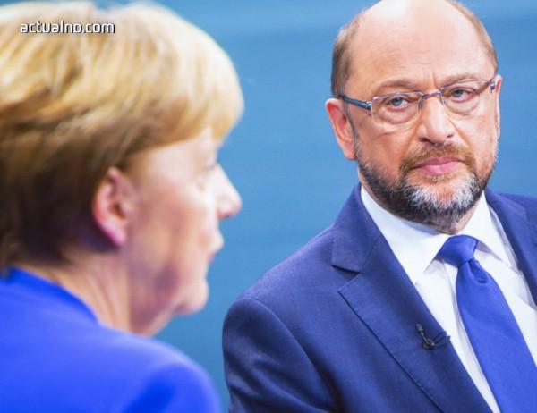 photo of Шулц не изключва вероятността да бъде министър в правителството на Меркел