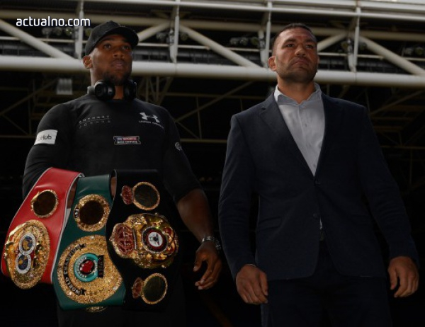 photo of Джошуа - Пулев ще бъде един от най-посетените мачове в историята на бокса