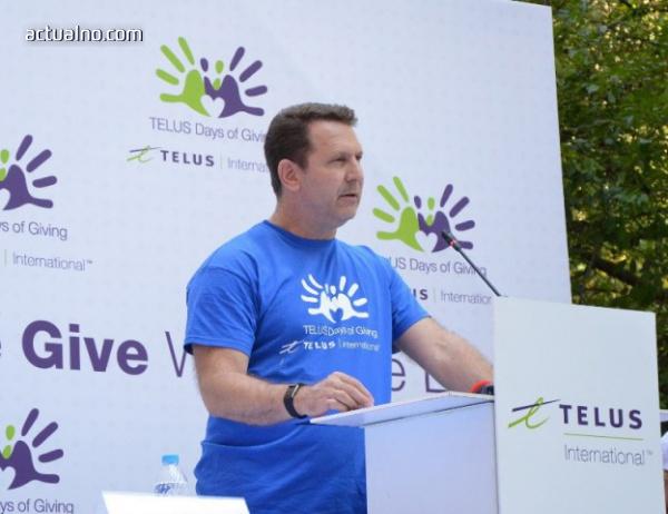 photo of Джефри Пюрит, TELUS International: Това, че човек има увреждане, не значи, че е глупав