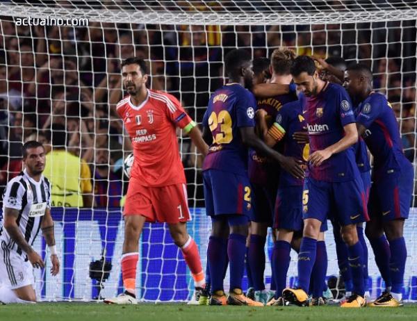 photo of Барселона не остави шансове на Ювентус в Шампионска лига