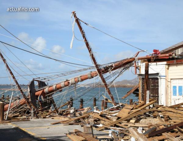 """photo of Ураганът """"Ирма"""" засегна хиляди сгради в Хавана, жертвите му са над 80"""