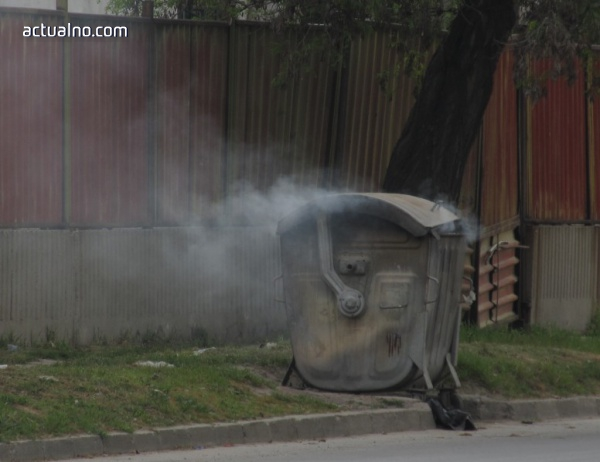 photo of Чистотата в Асеновград - шумно ранно събуждане (ВИДЕО)