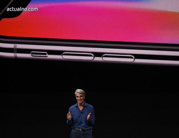 photo of Apple с грандиозен гаф при представянето на iPhone X (ВИДЕО)