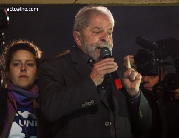 photo of Масов протест срещу съдията, постановил да бъде пуснат осъден за корупция бразилски президент