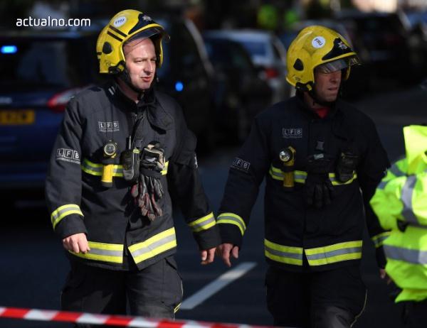 photo of Пуснаха спирката на метрото в Лондон, няма данни за изстрели