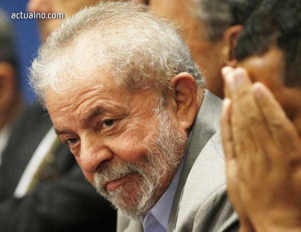 photo of Бившият бразилски президент Лула да Силва в центъра на съдебна война