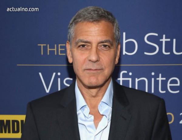 photo of Камери са запечатали катастрофата с Джордж Клуни в Италия (ВИДЕО)