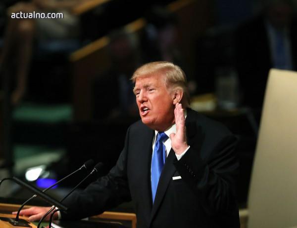 photo of Тръмп намекна, че САЩ може и да не излезе от Парижкото споразумение за климата