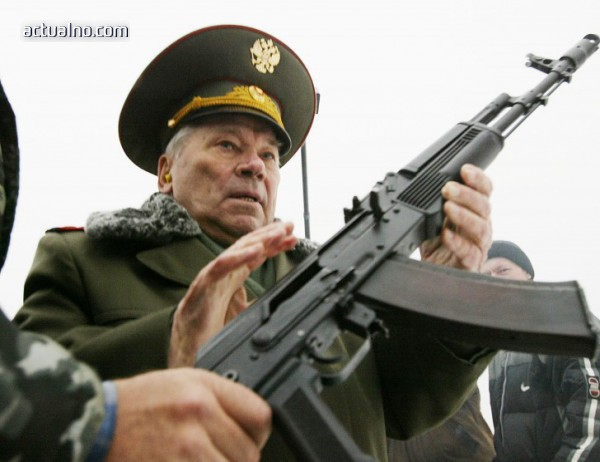 "photo of ""Калашников"" - вече марка и при електромобилите"