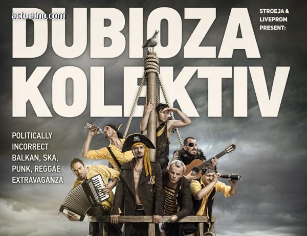 photo of Двойната покана за Dubioza Kolektiv отива при...