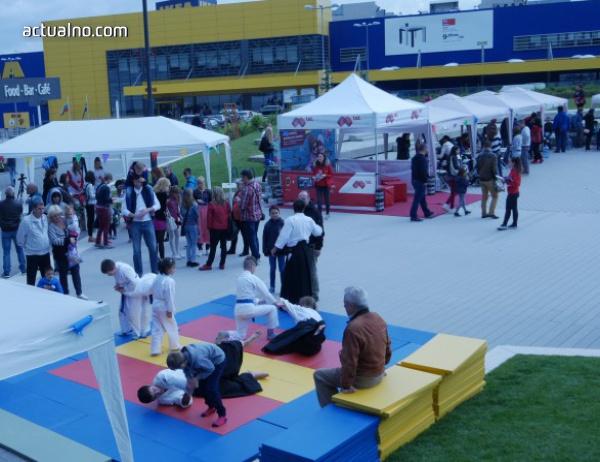 photo of Първият ден на Sofia Fun Fest 2017 премина с много усмивки и забавления