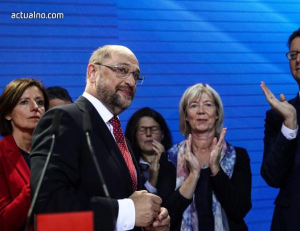 photo of Преизбраха Шулц начело на СДП на Германия