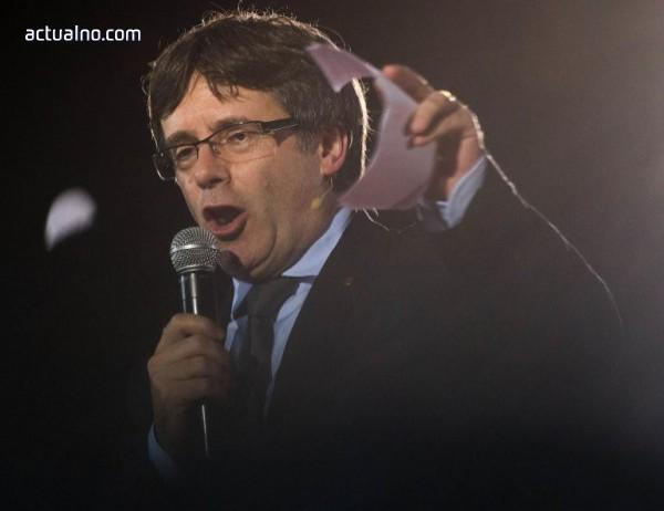 photo of Пучдемон ще е председател на каталунския Женералитат в изгнание