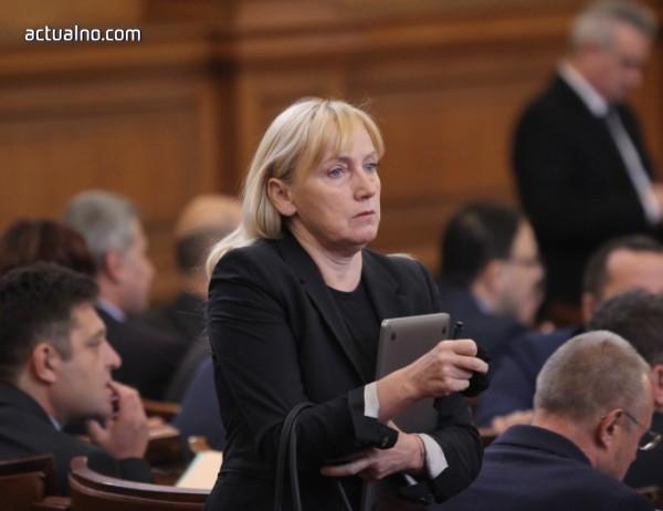 photo of Йончева се опасява, че Германия ще ни върне 60 000 мигранти