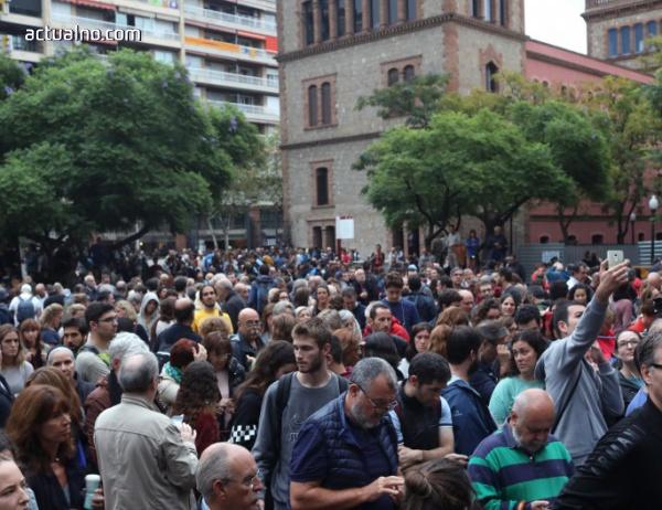 photo of Каталунските власти настояват ЕС да осъди репресиите на Испания