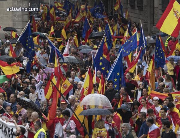 photo of Испания забрани заседанието, на което каталунският парламент ще обяви независимост