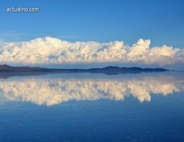 photo of Магичното място, където земята и небето се сливат в едно (СНИМКИ)