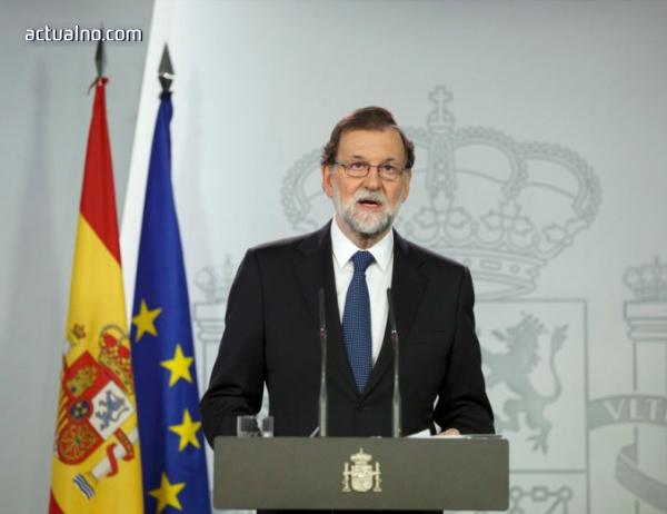 photo of Мариано Рахой призова бизнеса да не си тръгва от Каталуния