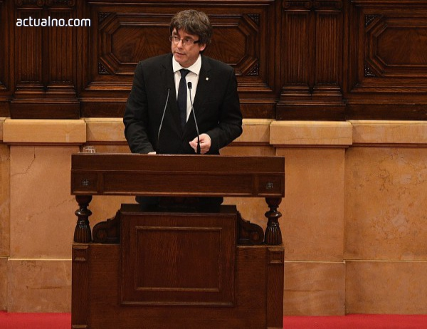 photo of Пучдемон вече не държи на независимостта на Каталуния