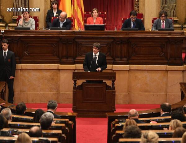 photo of Каталунският парламент предложи Пучдемон за регионален лидер