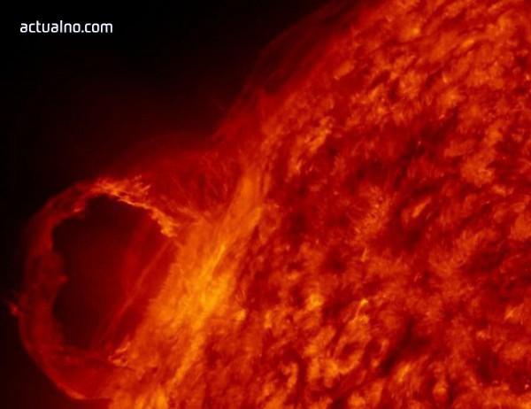 photo of НАСА праща нов апарат към Слънцето