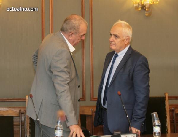 photo of Комисията по отбрана в НС преодоля президентското вето