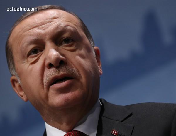 photo of Ердоган с нападка към НАТО на прага на Африн и преди срещата с Тилърсън