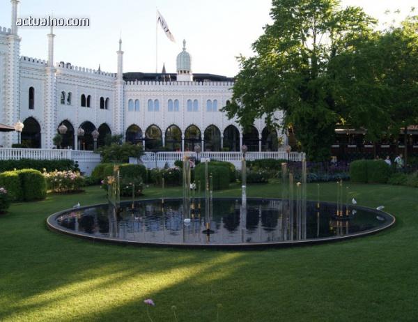 photo of Магията на Копенхаген: Градините Тиволи (СНИМКИ)