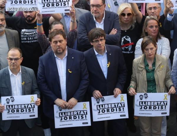 """photo of Каталуния """"ще защити суверенитета"""" на парламента си"""