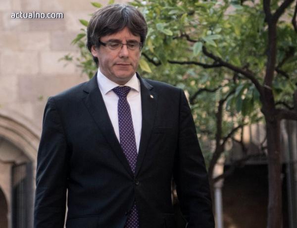 photo of Пучдемон обвини краля за посегателство върху автономията на Каталуния