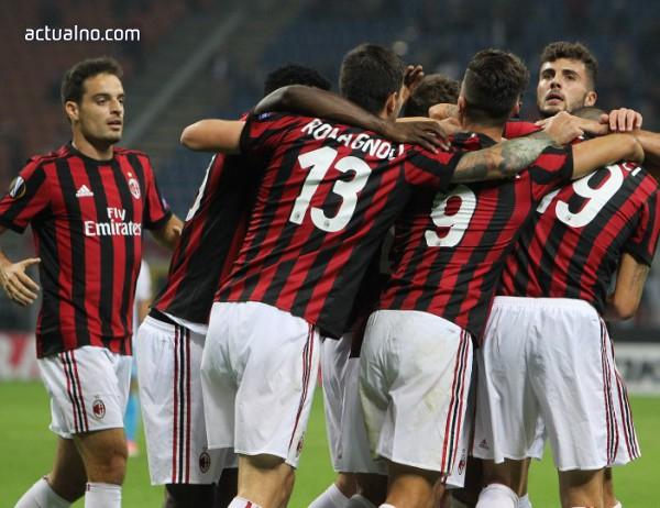 photo of В Милан доволни: Падна ни се преодолим съперник