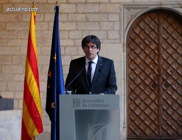 photo of Председателят на каталунския парламент отложи дебатите за кандидатурата на Пучдемон
