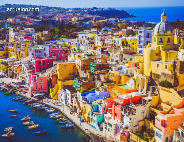 photo of Остров Прочида – божествена красота в италиански стил