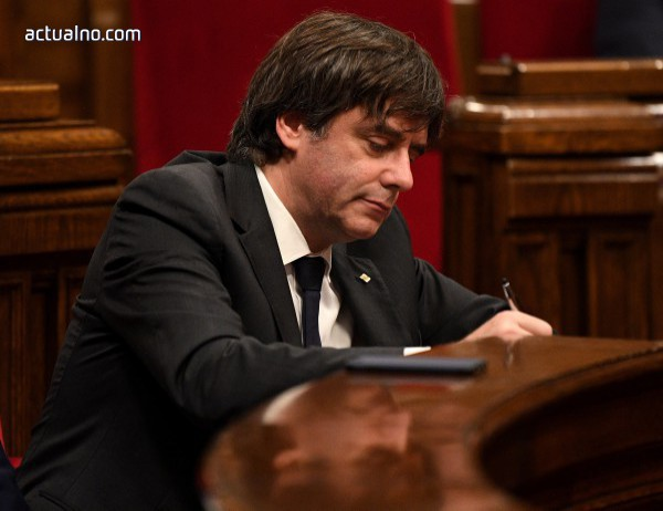 photo of Прорепубликанските каталунски партии ще подкрепят Пучдемон за регионален лидер