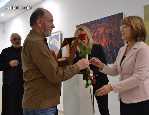 photo of Есенен салон 2017 в община Казанлък бе официално открит