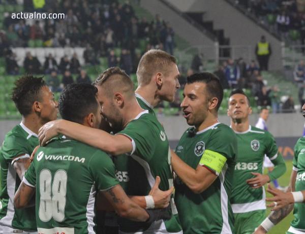 photo of Лудогорец е в топ 3 на най-фаулираните отбори в Лига Европа