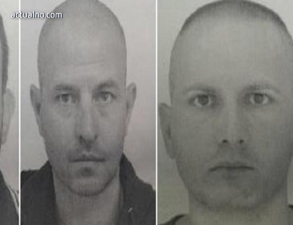 photo of МВР пусна снимки на тримата издирвани след поредния взривен банкомат