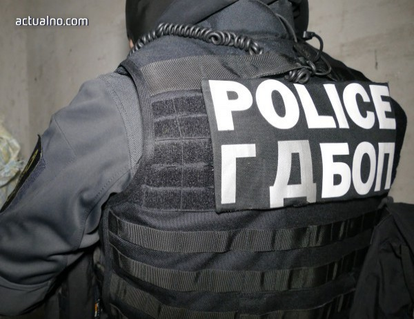 photo of Специализирана операция на ГДБОП във Видин