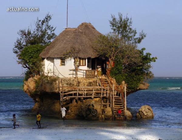photo of Този рибен ресторант в океана ще ви накара да мечтаете (СНИМКИ)