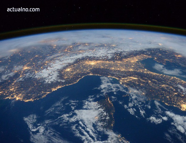 photo of Светлинно замърсяване - новият проблем на Земята