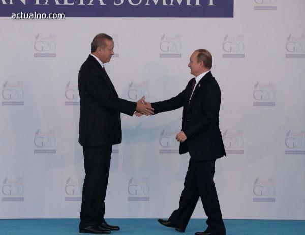 photo of Путин и Ердоган са скрили щекотливата интрига от срещата в Сочи