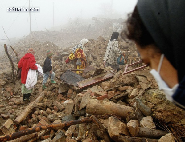 photo of Разрушително земетресение срина Иран и Ирак, жертвите са стотици (ВИДЕО)