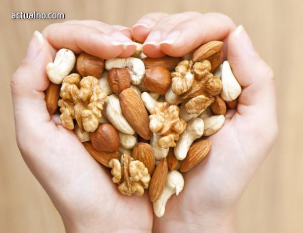 photo of Консумация на ядки намалява риска от сърдечно-съдови заболявания
