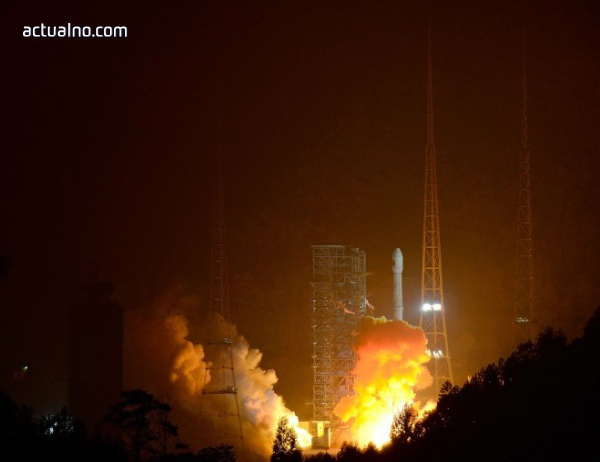 photo of Китай изстреля нов метеорологичен спътник