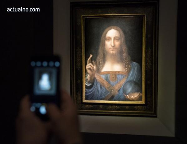 photo of Salvator Mundi на Леонардо - цената на легендата