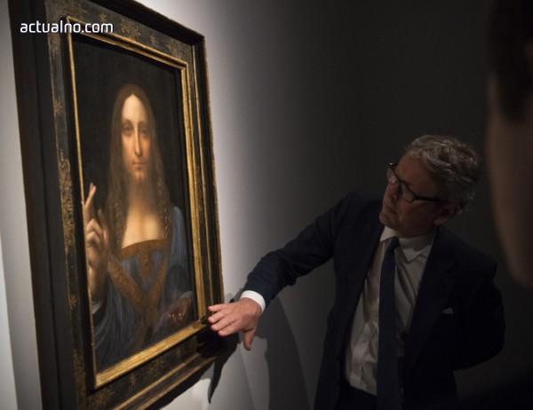 photo of Разкриха кой е купил най-скъпата картина в света