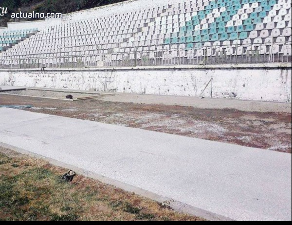 photo of Община Сандански прави основен ремонт на градския стадион