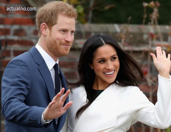 photo of Неприятна изненада за сватбата на Меган и Хари