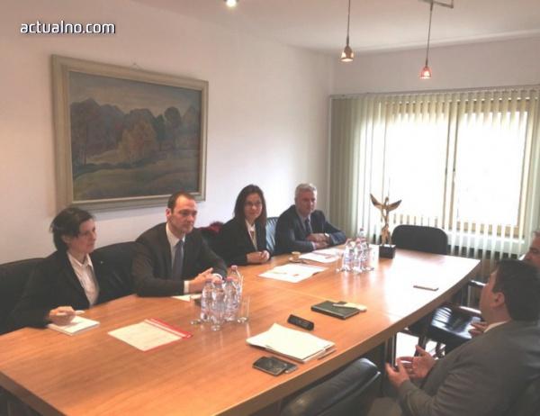 photo of EVN иска сътрудничество с механотехникума в Смолян