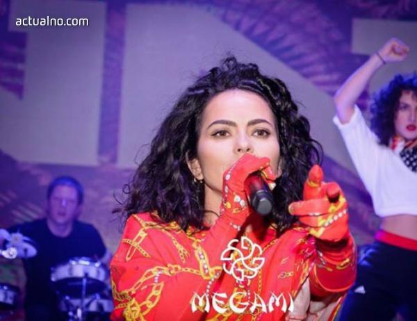 photo of Румънската музикална сензация INNA гостува на първото парти от серията MEGAMI MASH-UP